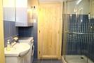 Chata Košútka - Modrá kúpeľňa